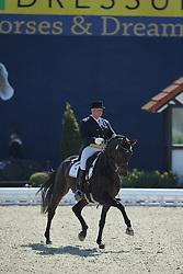 Kleimeyer Christoph, (GER), Don Derry V<br /> Nurnberger Burg-Pokal - St George Special<br /> Horses & Dreams meets Denmark - Hagen 2016<br /> © Hippo Foto - Stefan Lafrentz