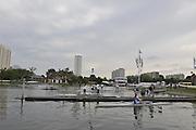 Gent, BELGIUM,  General views,  Crews boating from Koninklijke Roeiveniging, Sport Club, Gent,  Boathouse and Boating area.  International Belgian Rowing Championships, Saturday 09/05/2009, [Mandatory Credit. Peter Spurrier/Intersport Images]