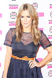© Licensed to London News Pictures. 05/12/2013, UK. Caroline Flack, Cosmopolitan Ultimate Women of the Year Awards 2013, V&A, Cromwell Road, London UK, 05 December 2013e. Photo credit : Brett D. Cove/Piqtured/LNP