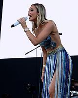 Megan McKenna,at the Isle of Wight Festival, Newport, IOW photo by Dawn Fletcher -Park