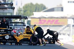 October 27, 2017 - Mexico-City, Mexico - Motorsports: FIA Formula One World Championship 2017, Grand Prix of Mexico, .#27 Nico Hulkenberg (GER, Renault Sport F1 Team) (Credit Image: © Hoch Zwei via ZUMA Wire)
