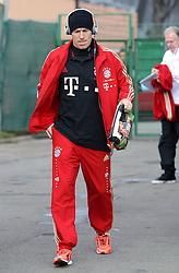 15.01.12, Erfurt, Steigerwaldstadion, GER, 3.Liga, Freundschaftsspiel, FC Rot Weiss Erfurt vs FC Bayern München im Bild Arjen Robben (Bayern) // during the friendly match between FC Rot Weiss Erfurt and FC Bayern Munich, Erfurt Germany on 12/01/15EXPA Pictures © 2012, PhotoCredit: EXPA/ nph/ Hessland..***** ATTENTION - OUT OF GER, CRO *****