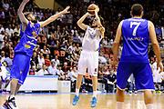 DESCRIZIONE : Forli DNB Final Four 2014-15 Npc Rieti BCC Agropoli<br /> GIOCATORE : Armando Iannone<br /> CATEGORIA : tiro<br /> SQUADRA : Npc Rieti<br /> EVENTO : Campionato Serie B 2014-15<br /> GARA : Npc Rieti BCC Agropoli<br /> DATA : 13/06/2015<br /> SPORT : Pallacanestro <br /> AUTORE : Agenzia Ciamillo-Castoria/M.Marchi<br /> Galleria : Serie B 2014-2015 <br /> Fotonotizia : Forli DNB Final Four 2014-15 Npc Rieti BCC Agropoli