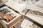 Milan, Bollate, InGalera Restaurant: doing the mise en place