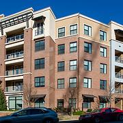 46 Penn Apartment building, Kansas City, MO., Plaza Area; new-build multi-family residential property.