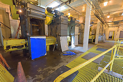 GNHWPCA East Street Grit Collector. Post-Construction views of key areas for Contractor: Northeast Water. East Street WPAF Grit Collector Systems