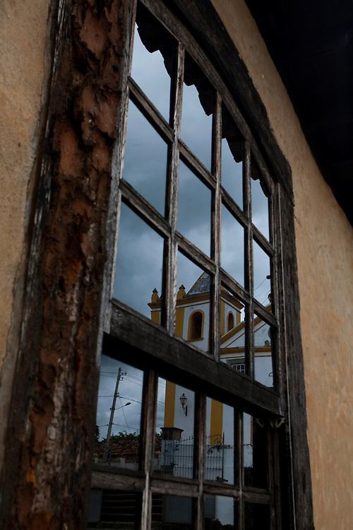 Prados_MG, Brasil...Historico povoado de Vitoriano Veloso (Bichinho). Na foto Igreja Nossa Senhora da Penha, construida em 1771...Vitoriano Veloso (Bichinho) Historic Village. In the photo Nossa Senhora da Penha, built in 1771...Foto: JOAO MARCOS ROSA / NITRO