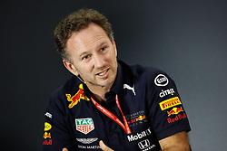 March 15, 2019 - Melbourne, Australia - Motorsports: FIA Formula One World Championship 2019, Grand Prix of Australia, ..Christian Horner (GBR, Aston Martin Red Bull Racing) (Credit Image: © Hoch Zwei via ZUMA Wire)