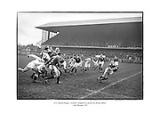 Five Nations Rugby - Ireland versus England at Lansdowne Road, Dublin.<br /> <br /> 14/02/1959<br /> <br /> 14th February 1959