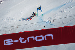 KRISTOFFERSEN Henrik of Norway competes during the Audi FIS Alpine Ski World Cup Men's Giant Slalom 58th Vitranc Cup 2019 on March 9, 2019 in Podkoren, Kranjska Gora, Slovenia. Photo by Peter Podobnik / Sportida