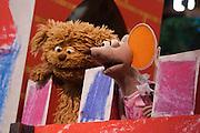 Sesamstraat figuren Tommie en Ieniemienie.<br /> <br /> Dutch Sesame Street figures Tommie and Ieniemienie