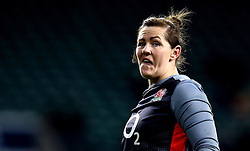 Marlie Packer of England - Mandatory by-line: Robbie Stephenson/JMP - 04/02/2017 - RUGBY - Twickenham - London, England - England v France - Women's Six Nations