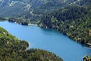 Aigüestortes i Estany de Sant Maurici National Park, Catalonia, Spain Pond de Ratera