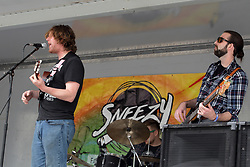 Make Music Normal festival - the Normal Theatre.Make Music Normal festival - the Normal Theatre.  Band name: Sneezy