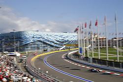 September 29, 2018 - Sochi, Russia - Motorsports: FIA Formula One World Championship 2018, Grand Prix of Russia, .#16 Charles Leclerc (MCO, Alfa Romeo Sauber F1 Team) (Credit Image: © Hoch Zwei via ZUMA Wire)