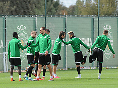 Sporting CP Training - 07 March 2017
