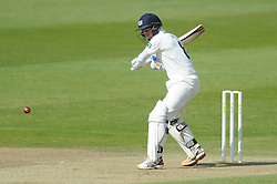 Geraint Jones of Gloucestershire bats - Photo mandatory by-line: Dougie Allward/JMP - Mobile: 07966 386802 - 08/06/2015 - SPORT - Football - Bristol - County Ground - Gloucestershire Cricket v Lancashire Cricket Day 2 - LV= County Championship