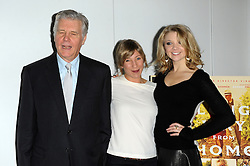 James Fox, Natalie Dormer and Virginia Gilbert during 'A Long Way Home' Screening,  London, United Kingdom. Saturday, 7th December 2013. Picture by Chris Joseph / i-Images