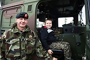02/07/2017 REPRO FREE:  Sgt George Foley and Cillian Scanlon Milltown at Seafest 2017, the National Maritime Festival which  in Galway.<br /> . Photo:Andrew Downes, xposure .