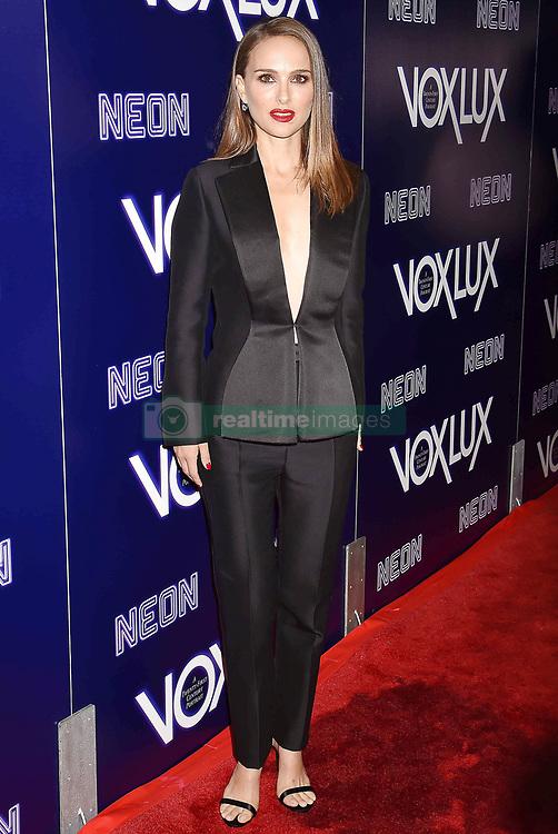 Premiere Of Neon's 'Vox Lux' - Arrivals. 05 Dec 2018 Pictured: Natalie Portman. Photo credit: ENT24/MEGA TheMegaAgency.com +1 888 505 6342