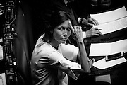 Mara Carfagna alla Camera dei Deputati , Roma 3 agosto 2016. Christian Mantuano / OneShot<br />