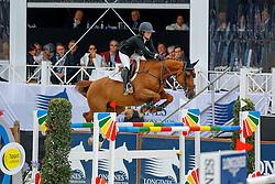 Chad Kara, (CAN), Bella Strade<br /> Global Champions Tour Antwerp 2016<br /> © Hippo Foto - Dirk Caremans<br /> 22/04/16
