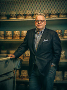 Steve Smith, Owner of Louisville Stoneware, poses for a portrait inside the Louisville Stoneware store. Smith is heading up the movement to create a new arts district in Paristown Pointe.