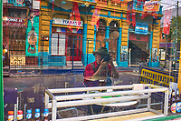 Street Art and Atmosphere in the La Boca barrio of Buenos Aires. Image taken with a Leica T camera and 23 mm f/2 lens.