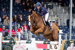 Mendoza Jessica, GBR, Toy Boy<br /> CSI5* Jumping<br /> Royal Windsor Horse Show<br /> © Hippo Foto - Jon Stroud
