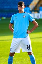 Finley Burns of Manchester City - Mandatory by-line: Ryan Crockett/JMP - 08/09/2020 - FOOTBALL - One Call Stadium - Mansfield, England - Mansfield Town v Manchester City U21 - Leasing.com Trophy