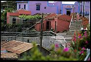 12: CANARY ISLANDS LA GOMERA TOWN, POTTERY, SILBO