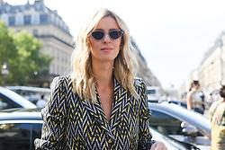 Nicky Hilton Rothschild attending Schiaparelli Haute Couture Fall Winter 2018/2019 show as part of Paris Fashion Week on July 2, 2018 in Paris, France. Photo by Laurent Zabulon/ABACAPRESS.COM