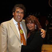 NLD/Baarn/20070527 - Finale Dancing with the Stars 2007, Peter Timofeeff en partner Elisabeth Ariansen