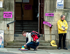 Polling Pix | Edinburgh | 8 June 2017