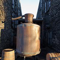 Woodford Reserve Distillery Rick House