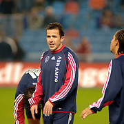 NLD/Arnhem/20051211 - Voetbal, Vitesse - Ajax, Yannis Anastasiou