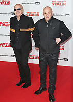 Right Said Fred, The Death of Stalin - World Film Premiere, Bluebird Chelsea, London UK, 17 October 2017, Photo by Brett D. Cove