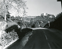 1960 Hollywood sign