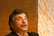 Reinaldo de Lucca, owner and wine maker Bodega De Lucca Winery, El Colorado, Progreso, Uruguay, South America