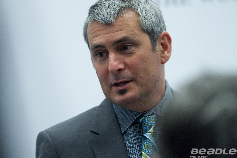 Mark Viso, President and Chief Executive Officer<br /> Pact at the World Economic Forum on Africa 2017 in Durban, South Africa. Copyright by World Economic Forum / Greg Beadle