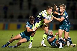 Will Addison of Sale Sharks attacks - Mandatory by-line: Matt McNulty/JMP - 15/09/2017 - RUGBY - AJ Bell Stadium - Sale, England - Sale Sharks v London Irish - Aviva Premiership