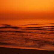 Dawn at Florida Bay in Everglades National Park, FL.