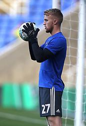 Birmingham City's goalkeeper Connal Trueman
