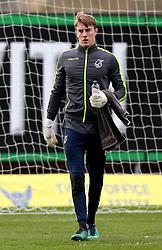 Joe Lumley of Bristol Rovers - Mandatory by-line: Robbie Stephenson/JMP - 04/03/2017 - FOOTBALL - Kassam Stadium - Oxford, England - Oxford United v Bristol Rovers - Sky Bet League One