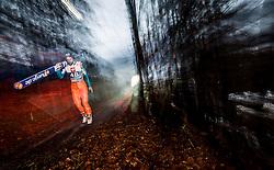 05.01.2014, Paul Ausserleitner Schanze, Bischofshofen, AUT, FIS Ski Sprung Weltcup, 62. Vierschanzentournee, Qualifikation, im Bild Wolfgang Loitzl (AUT) // Wolfgang Loitzl (AUT) during qualification Jump of 62nd Four Hills Tournament of FIS Ski Jumping World Cup at the Paul Ausserleitner Schanze, Bischofshofen, Austria on 2014/01/05. EXPA Pictures © 2014, PhotoCredit: EXPA/ JFK