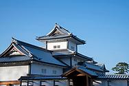 Kanazawa Castle, Kanazawa, Ishigawa, Japan