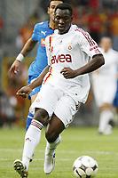 Fotball<br /> Tyrkia<br /> Foto: imago/Digitalsport<br /> NORWAY ONLY<br /> <br /> 01.08.2008 <br /> Shabani Nonda (Galatasaray)