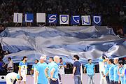DESCRIZIONE : Cremona Lega A 2015-2016 Vanoli Cremona Enel Brindisi<br /> GIOCATORE : Tifosi Supporters<br /> SQUADRA : Vanoli Cremona<br /> EVENTO : Campionato Lega A 2015-2016<br /> GARA : Vanoli Cremona Enel Brindisi<br /> DATA : 04/05/2016<br /> CATEGORIA : Tifosi Supporters<br /> SPORT : Pallacanestro<br /> AUTORE : Agenzia Ciamillo-Castoria/F.Zovadelli<br /> GALLERIA : Lega Basket A 2015-2016<br /> FOTONOTIZIA : Cremona Campionato Italiano Lega A 2015-16  Vanoli Cremona Enel Brindisi<br /> PREDEFINITA : <br /> F Zovadelli/Ciamillo