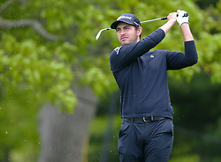 May 19, 2019 - Farmingdale, NY, U.S. - FARMINGDALE, NY - MAY 19: Patrick Cantlay of the United States takes a tee shot on 14 during the Final Round of the 2019 PGA Championship, on the Black Course, Bethpage State Park, in Farmingdale, NY. (Photo by Joshua Sarner/Icon Sportswire) (Credit Image: © Joshua Sarner/Icon SMI via ZUMA Press)