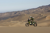 MOTORSPORT - DAKAR ARGENTINA CHILE 2010 - STAGE 7 - IQUIQUE (CHI) / ANTOFAGASTA (CHI) - 08/01/2010- PHOTO : FREDERIC LE FLOC'H / DPPI<br /> 23  - THOMAS  BERGLUND  ( SWE ) - KTM 690RALLY  - ACTION